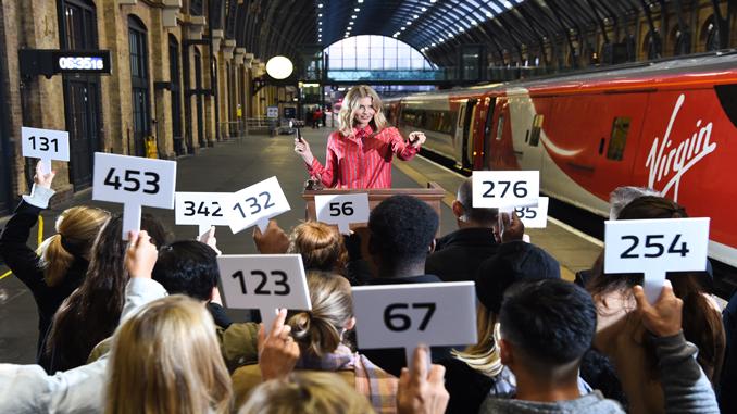 Virgin Trains bid to upgrade