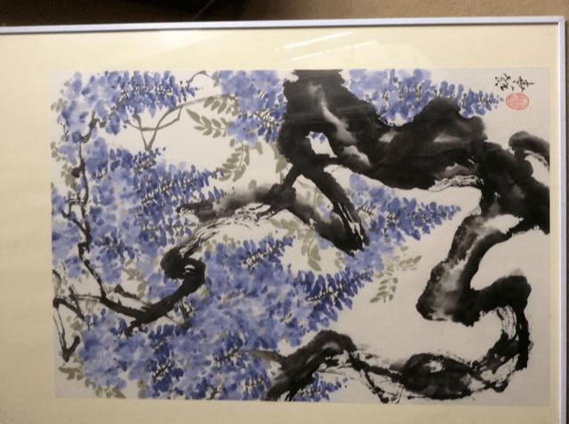 Peinture de M. FONG Jokwah