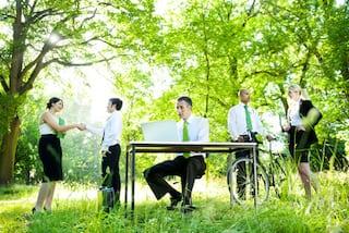 La sophrologie permet de gérer d'améliorer les conditions de travail et les relations