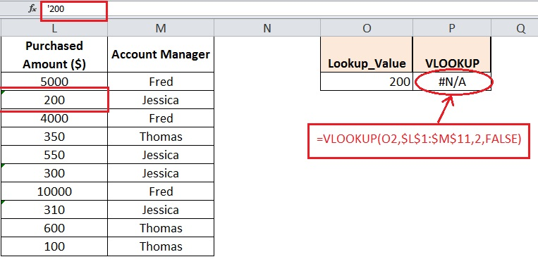 [SOLVED] Excel Vlookup Not Working. How to Fix?