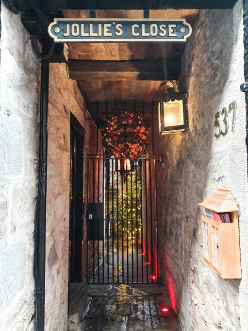 Edimburgo Close