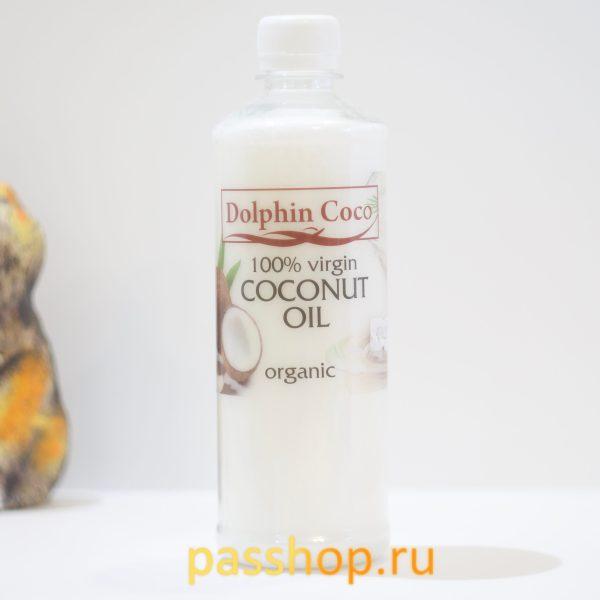 Кокосовое масло 100% в бутылке (500 мл)