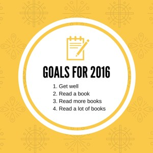 1. Get well2. Read a book3. Read more books4. Read a lot of books