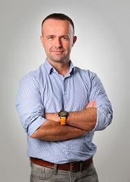 auteursfoto Marko Poucki - Uitgeverij Palmslag