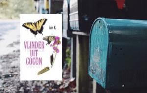 Vlinder uit cocon blog