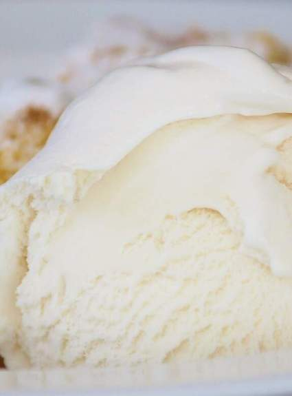 Not Your Uncle Paul's Homemade Vanilla Ice Cream Recipe