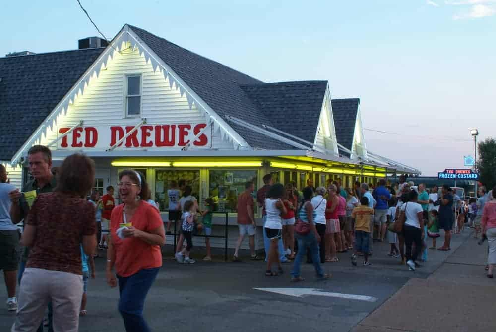 Ted Drewes Frozen Custard – Kid Friendly Fun in St. Louis, MO