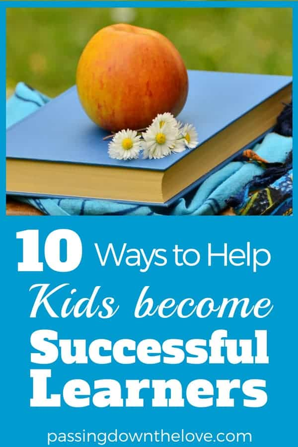 10 Ways to Help Grandkids Become Successful Learners.  The love and support of Grandparents can truly make a difference in the lives of their grandchildren.