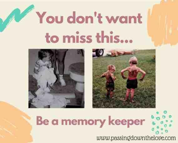 Memories of boys and mud