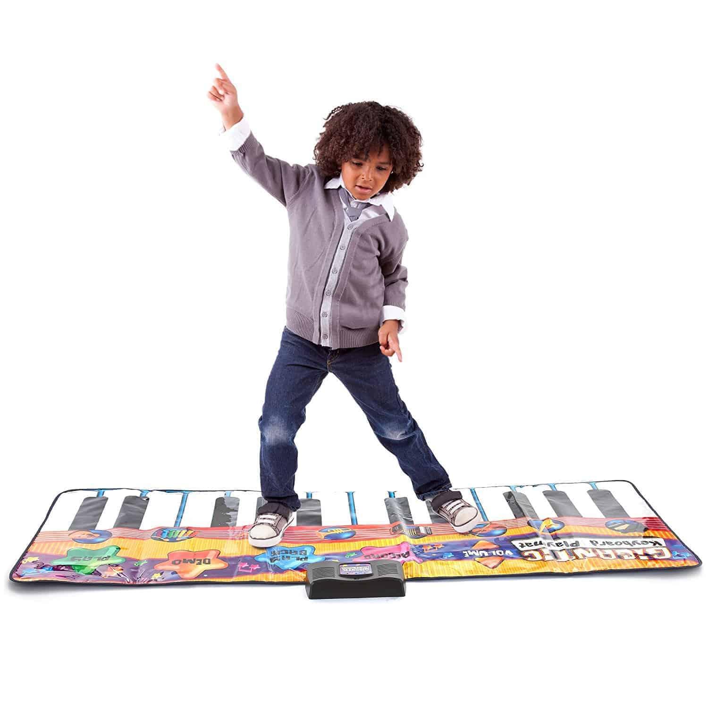 noisy dance mat