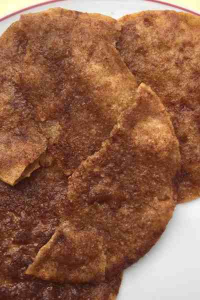 Tasty Cinnamon Crisps Recipe Kids Can Make Themselves