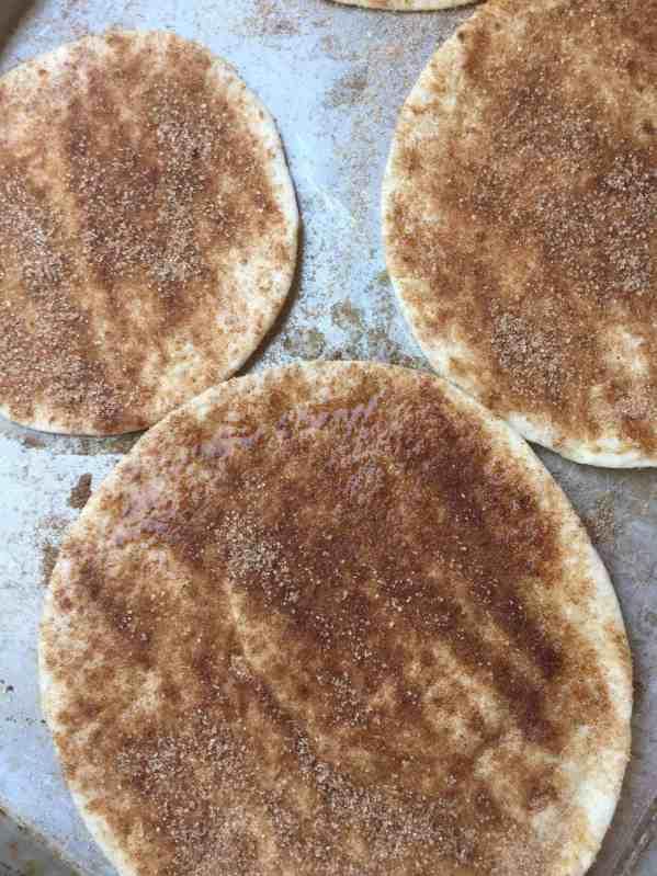 cinnamon crisps recipe Easy recipe for kids to make