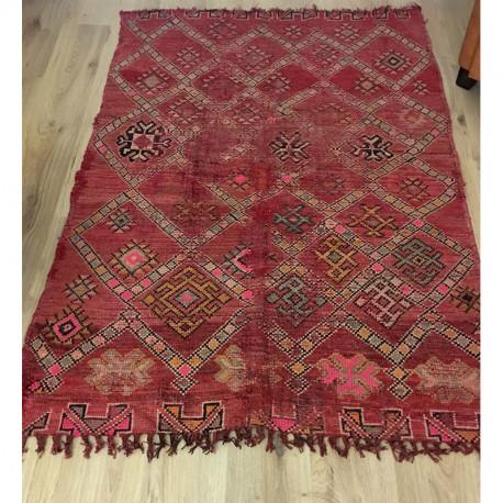 tapis berbere ancien 182 127