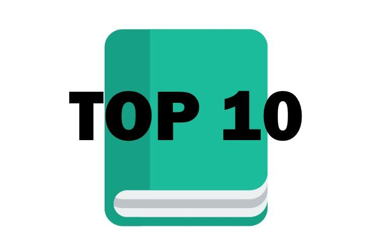Meilleur roman chinois > Top 10 en 2021