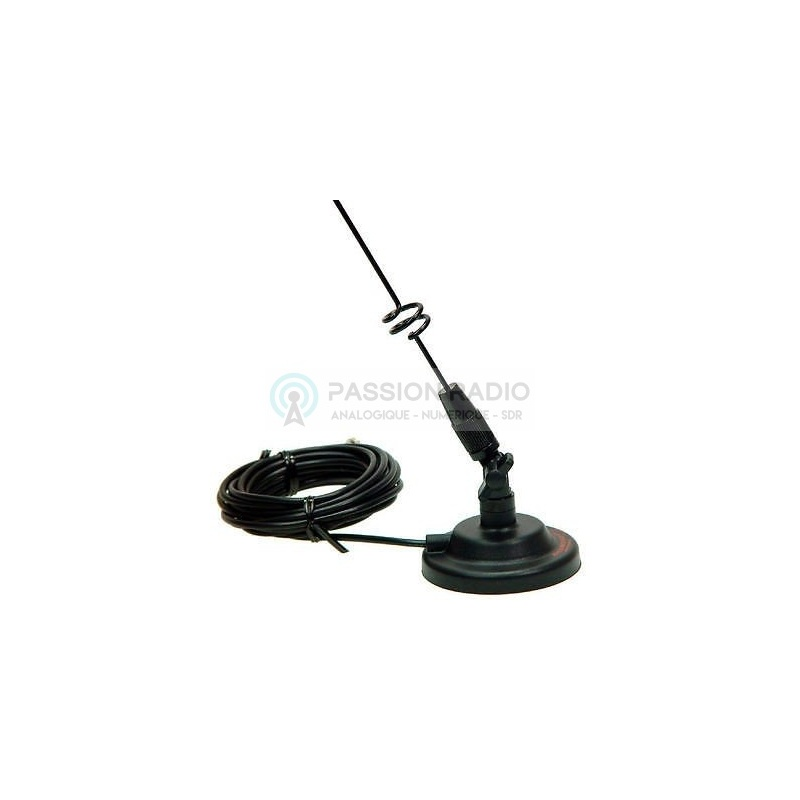 Diamond MR75SJ Magnetic 144-430Mhz antenna for Baofeng SMA