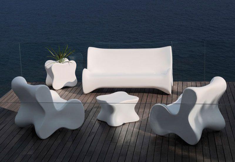 Mobilier De Jardin Design Luxe