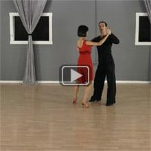 Salsa Side Basic Step - Online Dance Lesson