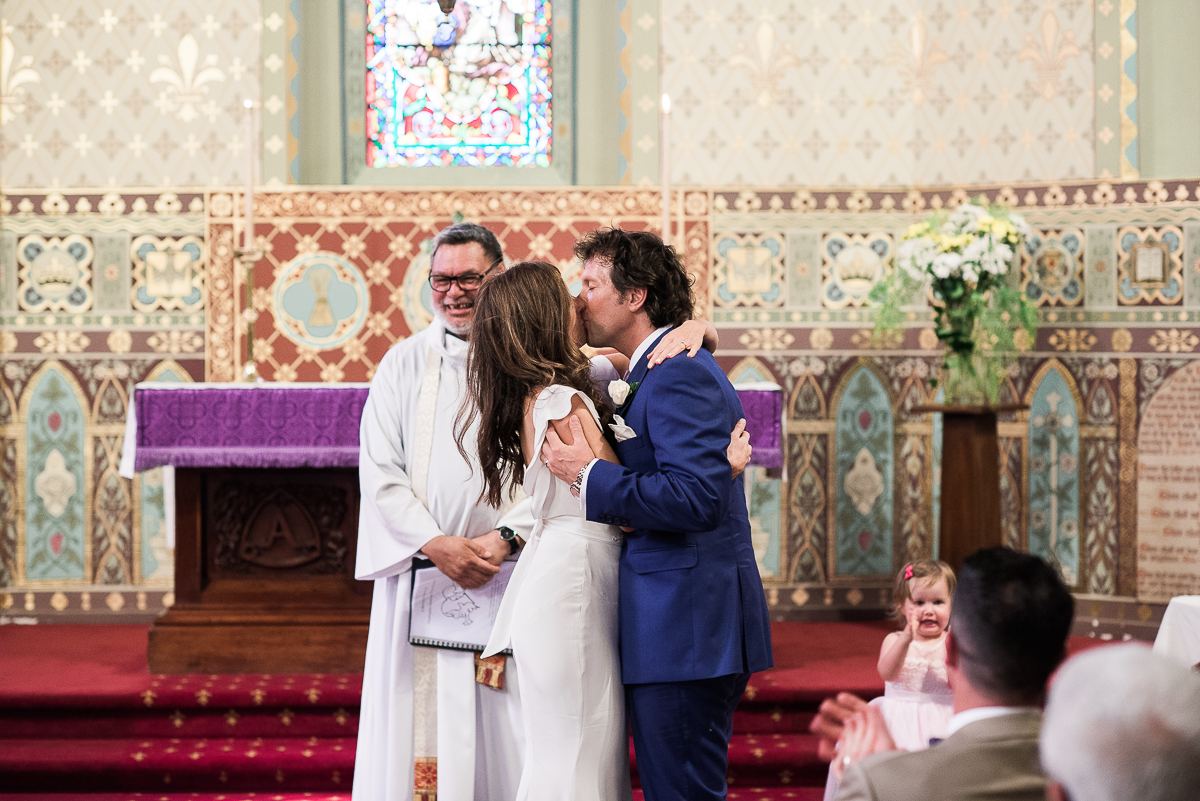 Wedding in St Kilda
