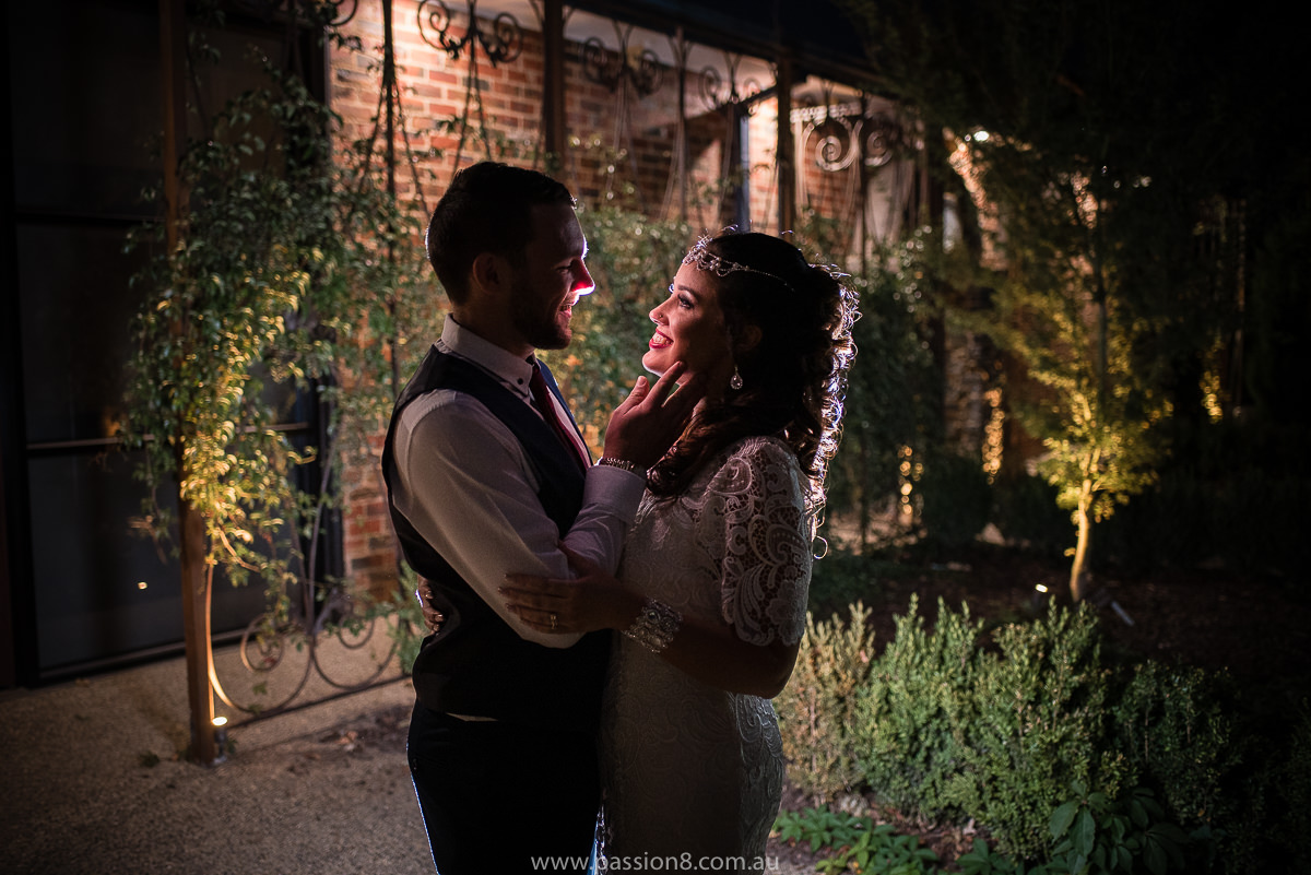 D'Angelo's Winery Wedding
