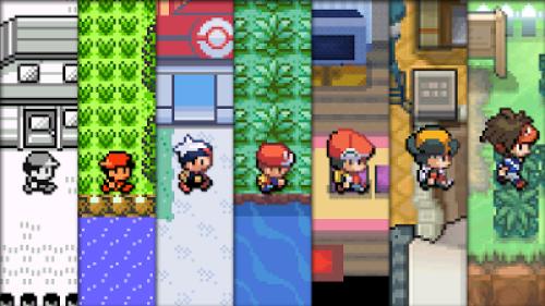 Evolution des Pokémon