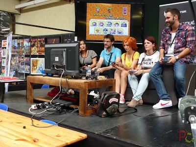 Mangalaxy tournoi Bomberman