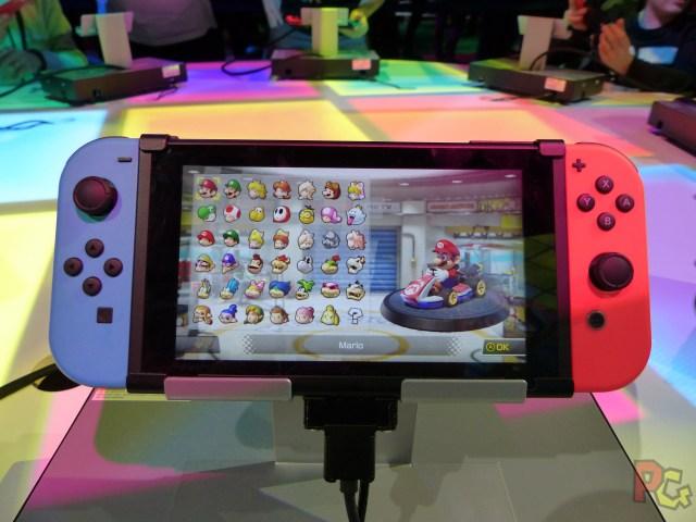 Essai Switch - Mario Kart 8 Deluxe