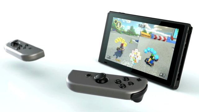 Switch - Mario Kart