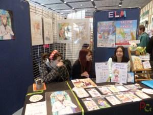Salon Manga Draguignan - Elm