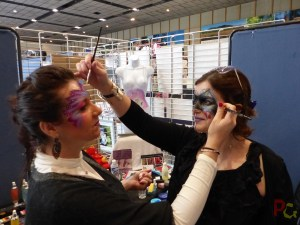 Salon Manga Draguignan - Maquillage