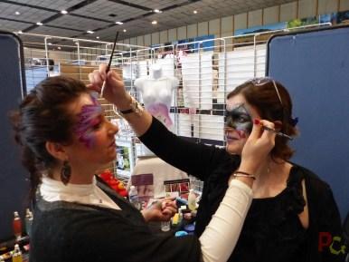 Salon Manga Draguignan - Maquillage