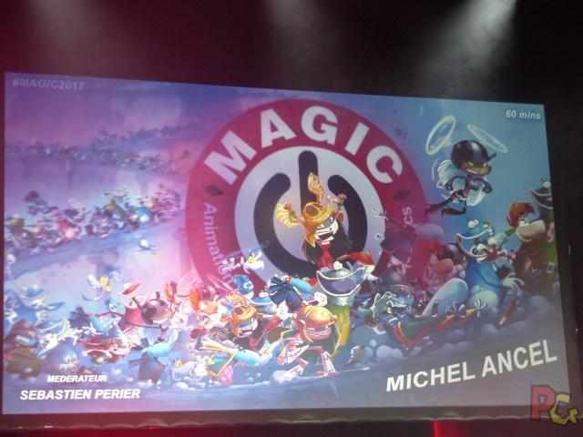 MAGIC 2017 - Conférence Michel Ancel