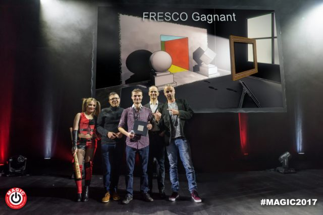 Fresco - Vainqueur du concours JV du MAGIC 2017