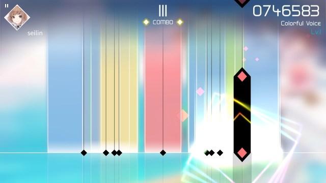 VOEZ - colonnes de lumière