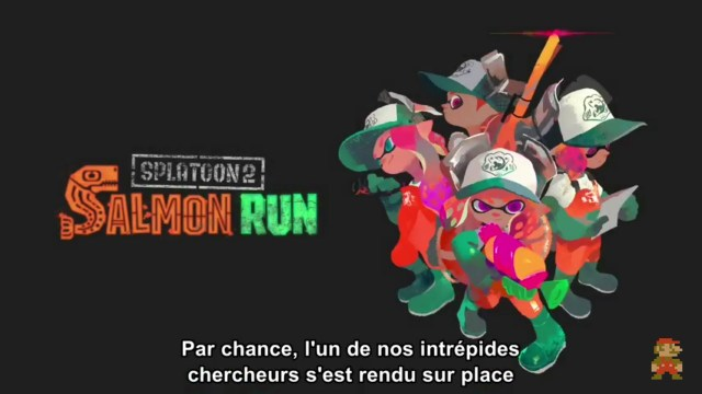 Nintendo Direct - Splatoon 2