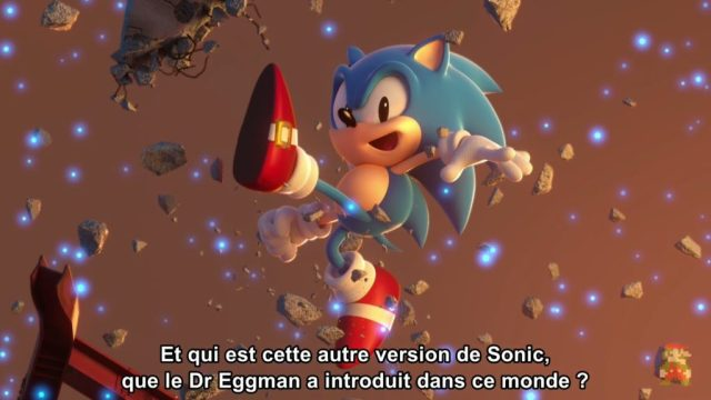 Nintendo Direct - Sonic Forces