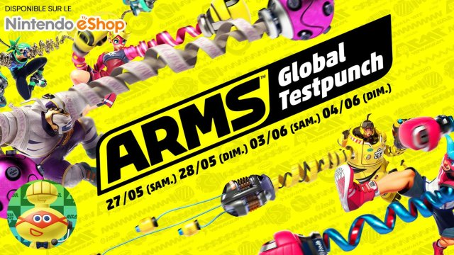 ARMS Global Testpunch