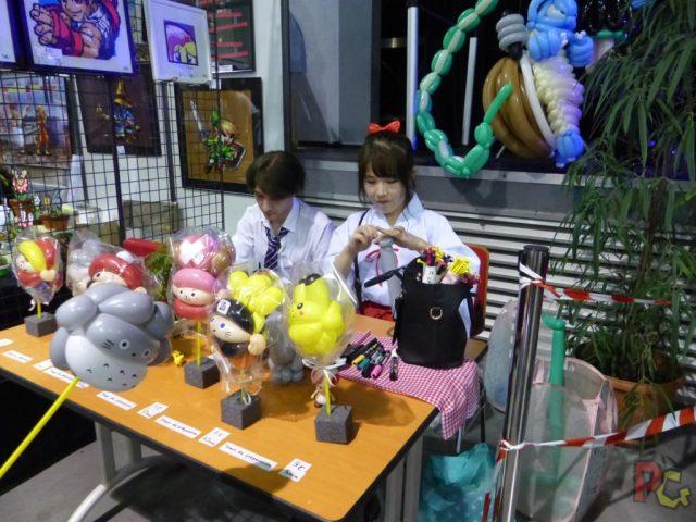 Manga Mania 2017 - Ayami ballons