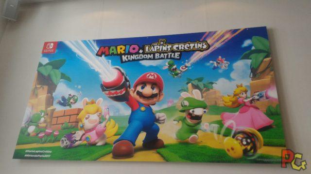#NintendoParis2017 - Mario + Rabbids