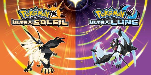 Pokemon Ultra Lune Soleil
