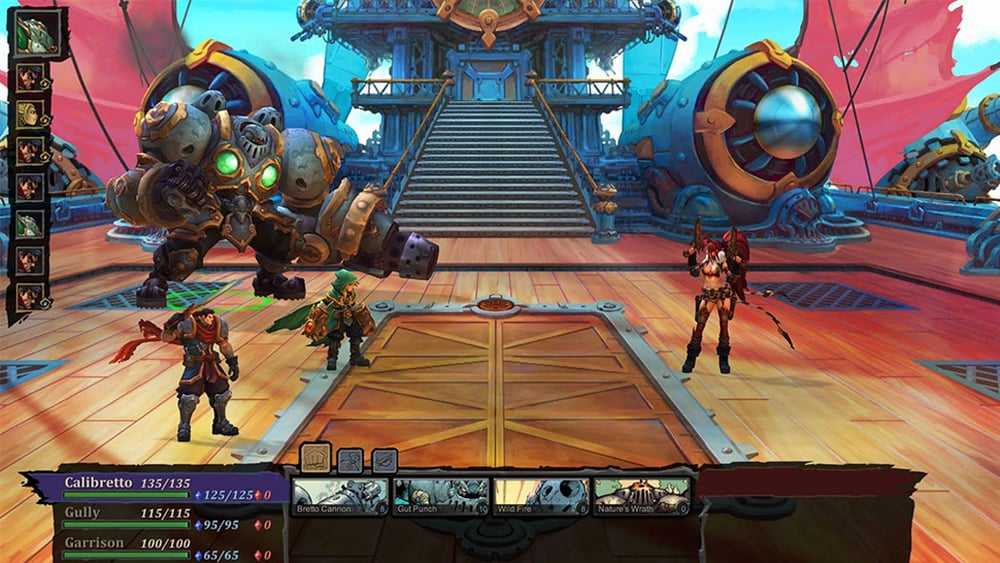 Battle Chasers 2