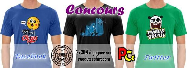 Concours Rue du TShirt