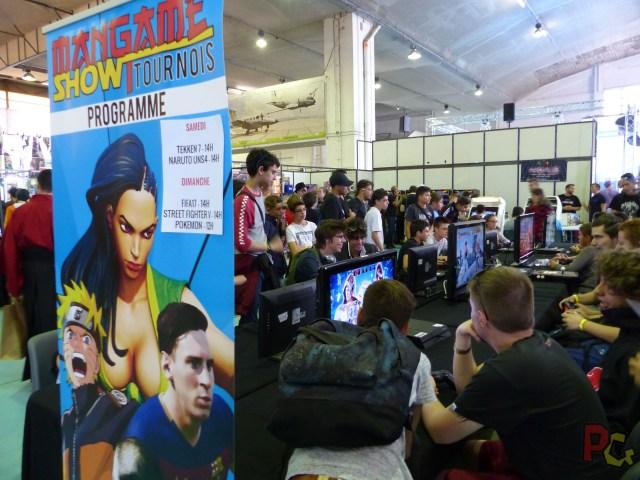 Mangame Summer 2017 - tournois