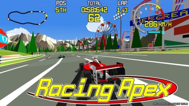 Racing Apex - banniere
