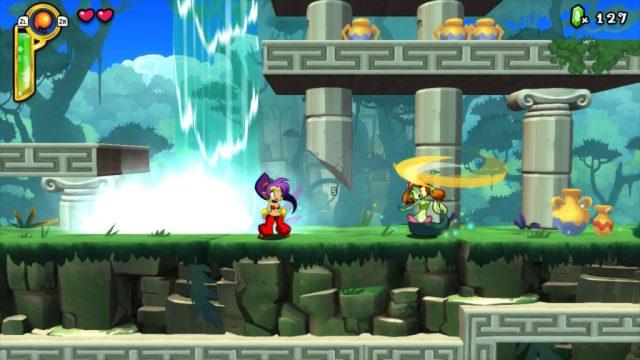 Shantae Half Genie Hero - ennemi
