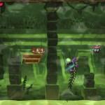 Shantae Half Genie Hero - transformation crabe