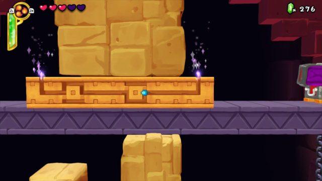 Shantae Half Genie Hero - transformation souris