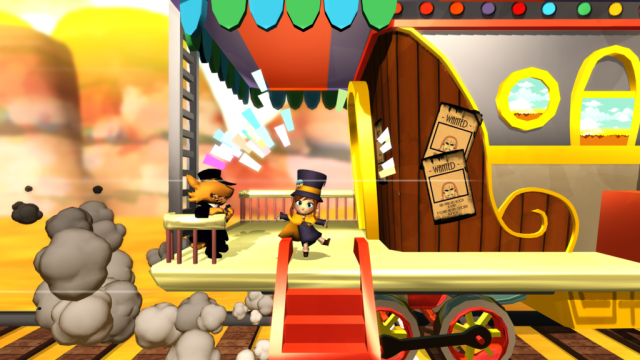 a Hat in time 01