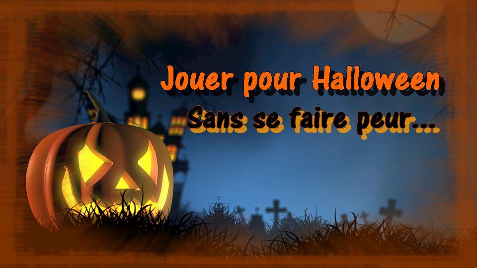 Bannière Halloween