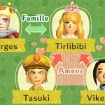 Miitopia famille royale