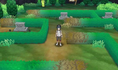 Pokémon cimetiere